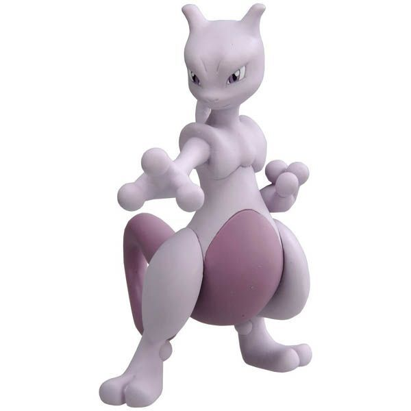 Покемон Мьюту Pokemon Mewtwo (высота 4см)