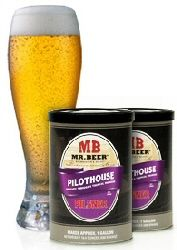 Солод Mr.Beer select pilothouse pilsner