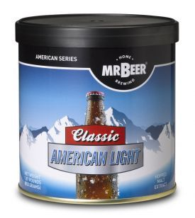 Солод Mr.Beer Classic American Light